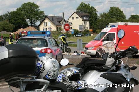 Motorradunfall 54 J Hriger by Oberberg Heute De News Schwerer Motorradunfall In Erdingen