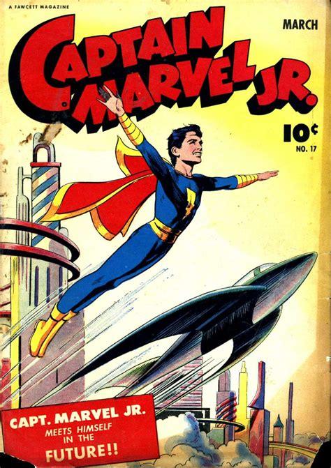 Junior In Comic captain marvel jr 17 fawcett comic book plus
