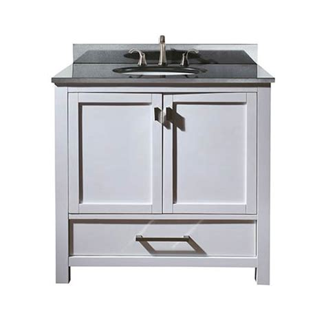 36 white bathroom vanity with top 36 inch white bathroom vanity bellacor
