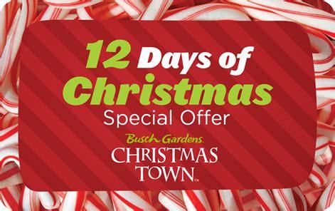 Busch Gardens Town Coupons by Busch Gardens Town Ticket Discounts 2014