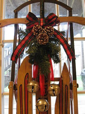 how to decorate sled sleigh bells for sale woodworking projects plans