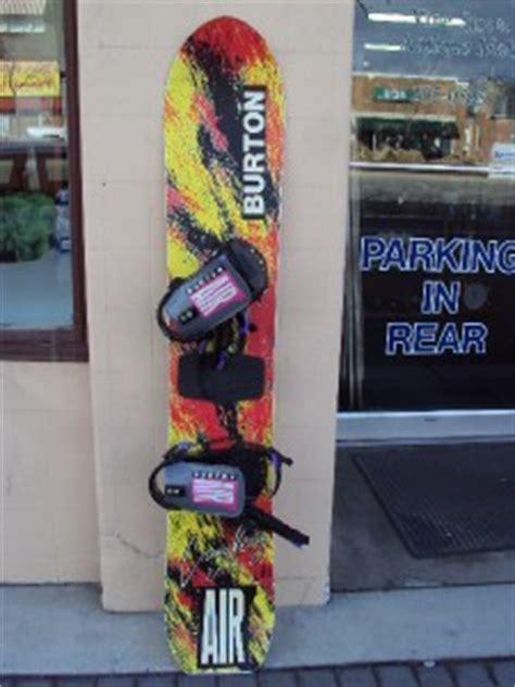 burton craig kelly air snowboard 1990 vintage burton craig kelly mystery air 1990 ebay