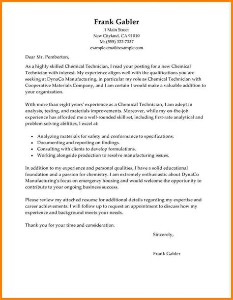 Resume Cover Letter Government Rtf Resume Cover Letter For Government