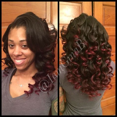 versatile weave versatile sew in weave with sassy mitchell hair styled by