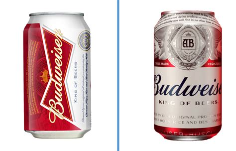 bud light in the can analysis of an american icon rebrand of budweiser bud