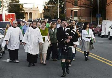 church of the holy comforter burlington nc piper of north carolina listen to david thomas play bagpipes