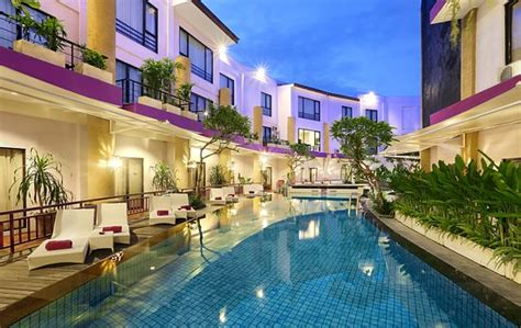 kuta central park hotel au  prices reviews