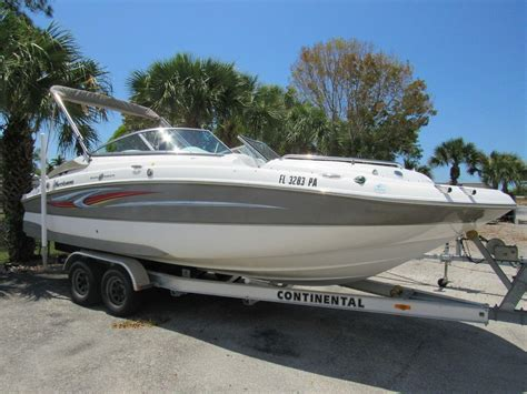 deck boats for sale in florida used used deck boat boats for sale in naples florida united