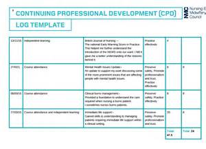 Nursing Professional Portfolio Template by Professional Help With Your Nursing Cpd Portfolio