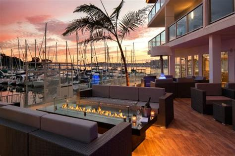 restaurants in boat club road marina del rey hotel updated 2017 prices reviews ca