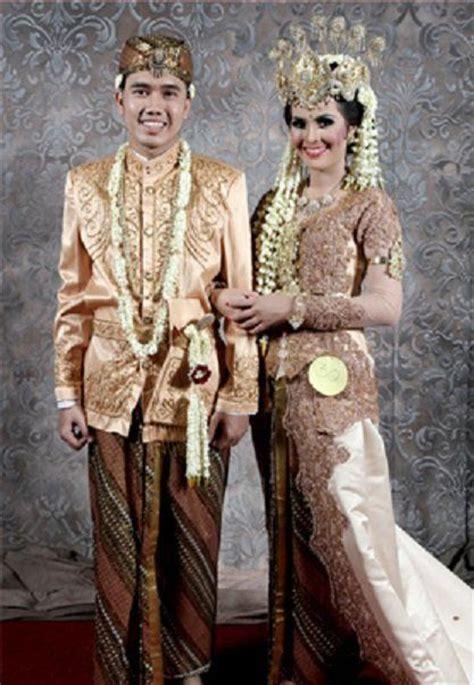 pakaian adat sunda siger baju adat tradisional