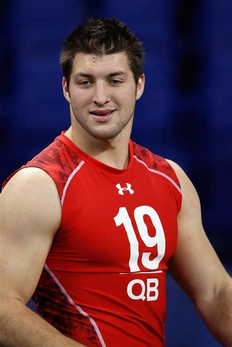 Tim Nfl by Tim Tebow In 2010 Nfl Combine Day Two Zimbio