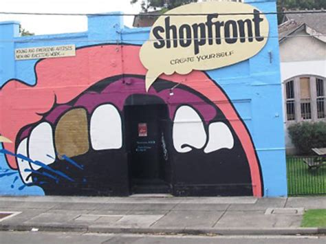 shopfront arts  op theatre  carlton sydney