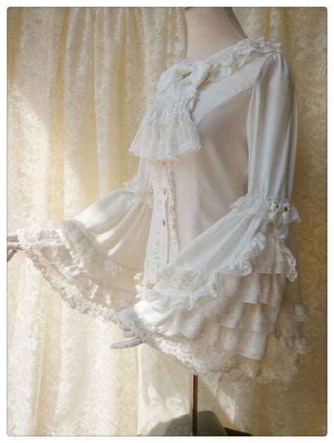 Thick Chiffon Blouse 1 popular lace blouses buy cheap lace blouses