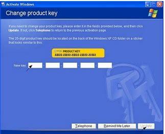 cara membuat windows xp genuine cara membuat windows xp bajakan jadi genuine atau asli