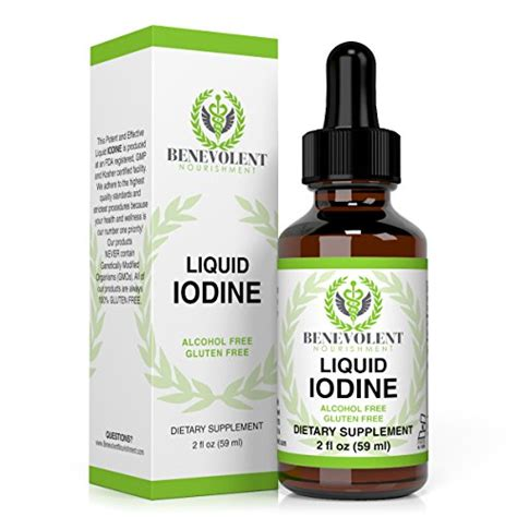 Iodine Detox Symptoms And Duration by Top 5 Best Liquid Iodine For Sale 2016 Product Boomsbeat