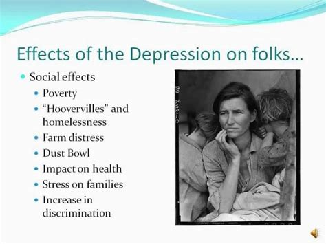 Causes Of The Great Depression Essay by A Photo Essay On The Great Depression
