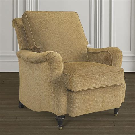 reclining accent chair comfortbale reclining accent chair in stylish cover the