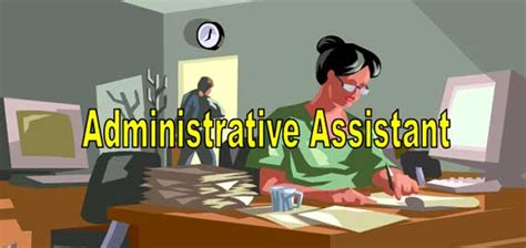 administrative assistant esl work lesson