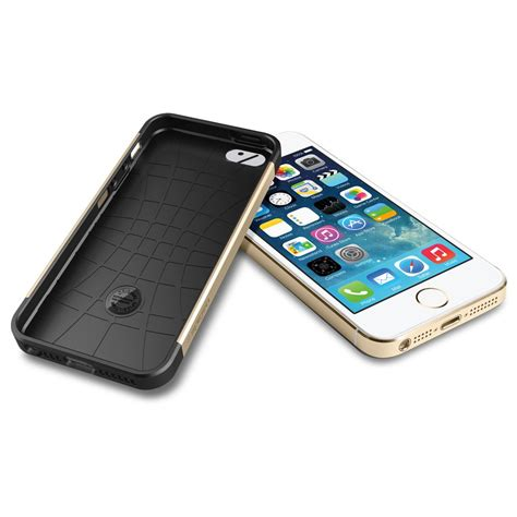 Casing Iphone 5 5s Ipaky Armor Original 100 original spigen sgp iphone 5 5s 2nd slim armor