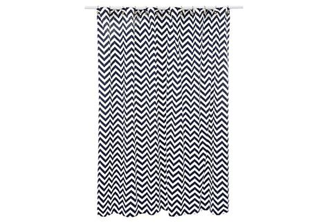 navy chevron shower curtain chevron shower curtain navy chevron pinterest