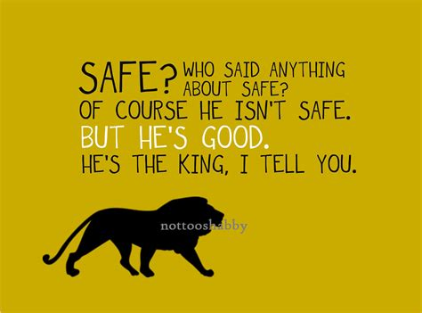 Cs Lewis Witch Wardrobe Quotes by Aslan From Narnia Quotes Quotesgram