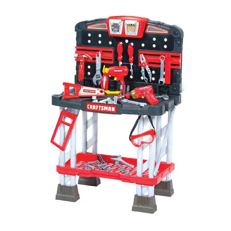 kids toy tool bench my first craftsman work bench kmart