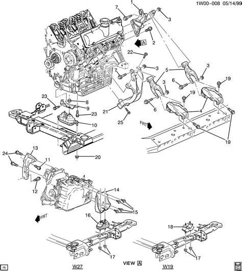 auto air conditioning repair 2000 chevrolet impala engine control 2000 chevy impala engine diagram automotive parts diagram images