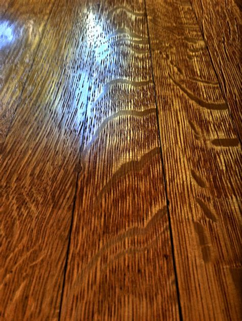Arts And Crafts Floor L by Quarter Sawn White Oak Hardwood Floor Refinishing Tustin