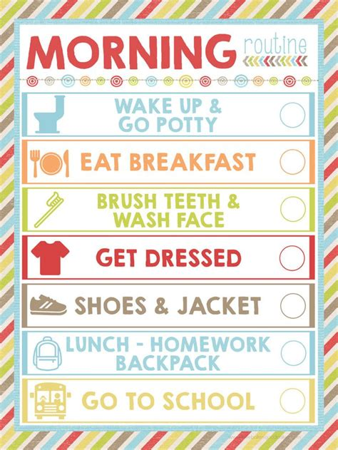 the morning routine journal a 30 day morning routine journal for creating ideal habits better results and transforming your books best 25 morning routine chart ideas on
