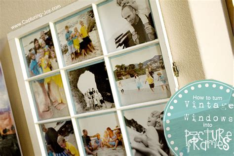 how to turn an old window into a photo frame hymns and top 14 posts of 2014 capturing joy with kristen duke