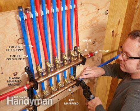 copper vs pex repipe for 10 unit building plumbing