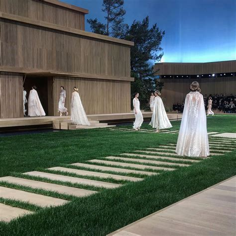 chanel creates eco friendly minimalist life size doll house   zen garden idesignarch