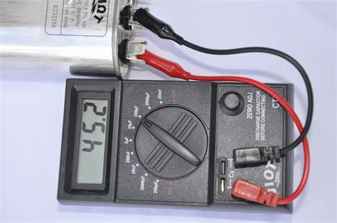capacitor esr heating capacitor tester hvac 28 images ac dc dmm digital multimeter with capacitor tester w type k