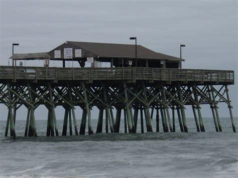 Pier At Garden City by Garden City Pier Garden City Sc Some Where The