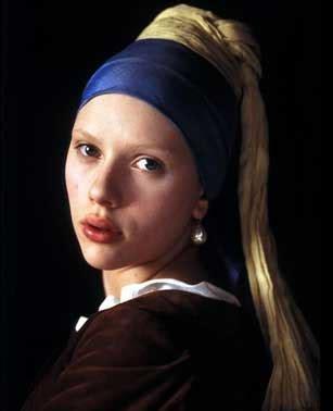 comprar cuadro la joven de la perla cuadros la joven de la perla vermeer 1665 blocdejavier