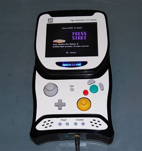 Home Design Game Hacks Gamecube Portable Perfection Technabob