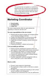 marketing resume objective exles resume objective exles