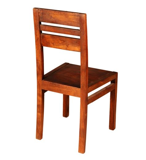 Sheesham Wood Dining Chairs Sheesham Wood Wooden Chair By Mudra Dining Chairs Furniture Pepperfry Product