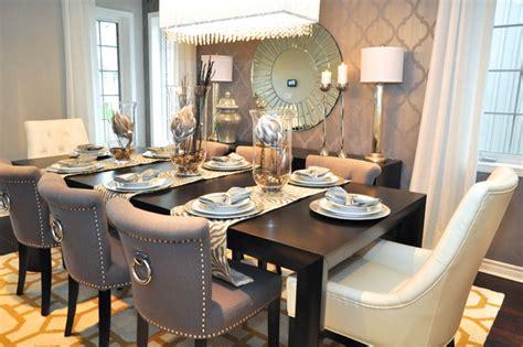 Kitchen Cabinet Hardware Toronto glam chic dining room