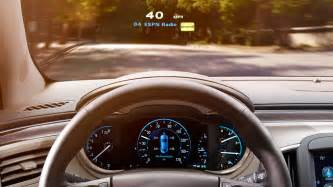 Buick Heads Up Display 2015 Lacrosse Luxury Mid Size Sedan With The Innovative