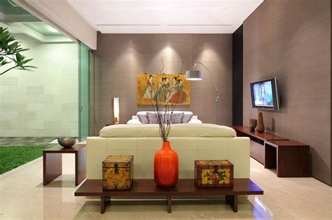 interior home decor luxury garden house in jakarta idesignarch interior