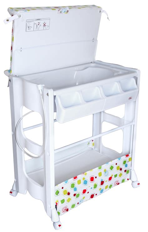 Baby Changing Station With Style by Bebe Style Baby Portable Changer Unit And Bath