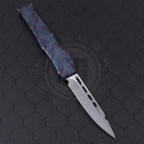 halo otf microtech knives custom other halo v spear point automatic