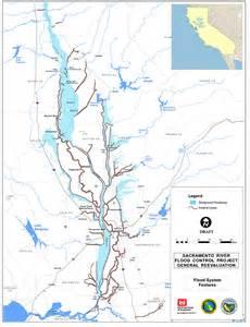 sacramento river map of california sacramento district gt missions gt civil works gt sacramento