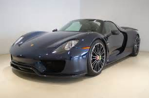 Porsche 918 Spyder For Sale Porsche 918 Spyder Weissach For Sale 1 Images For Sale