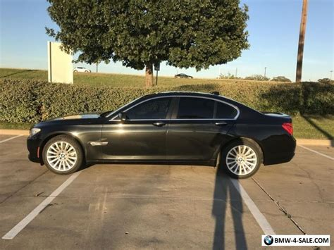 2012 bmw 750 for sale 2012 bmw 7 series 750i for sale in united states
