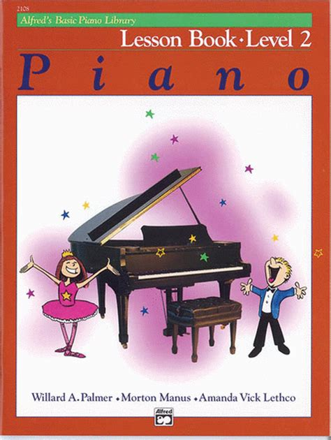 keyboard tutorial book alfred s basic piano course lesson book level 2 sheet