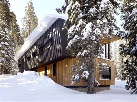winter homes beautiful modern house designs in snow country