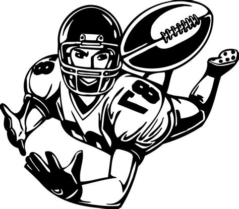 clipart immagini football clipart clipartion